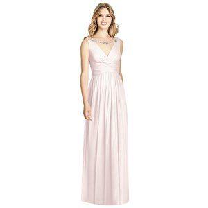 NWT Jenny Packham JP1005 Bridesmaid Dress Blush 6